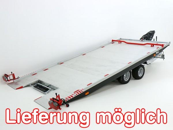 Autotrailer Race Master Maxi Profi 208x500cm 2,7t