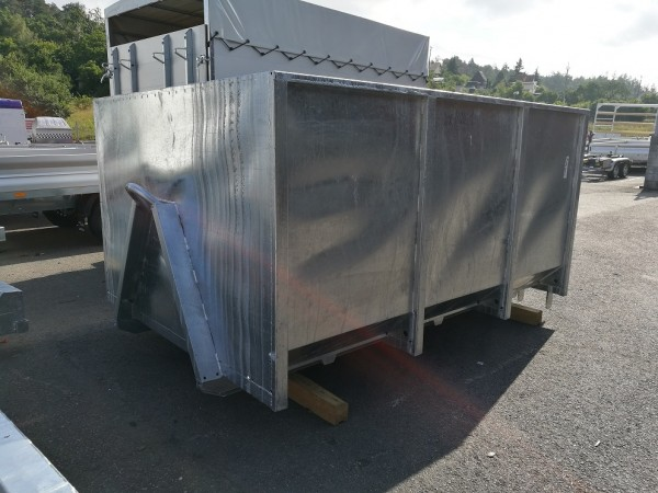 Abroll-Mulde 251x177x100cm für Hakengerät-Copy