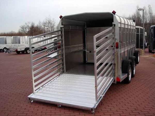 Viehtransporter 178x366x183cm 3,5t