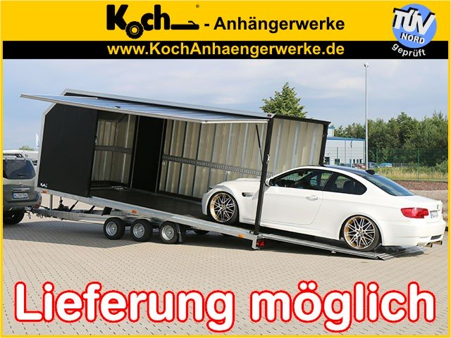 cargo race master 230x560cm 3 5t mit e winde autotrailer. Black Bedroom Furniture Sets. Home Design Ideas