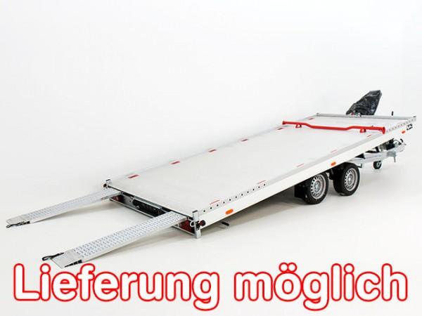 Autotrailer Jumbo Light 210x520cm 3,5t E-Winde