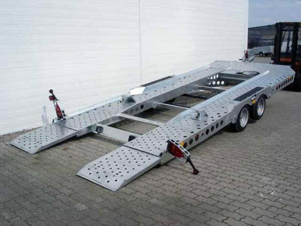 Autotrailer 220x500cm 3,5t Typ:CT177 VORRÄTIG