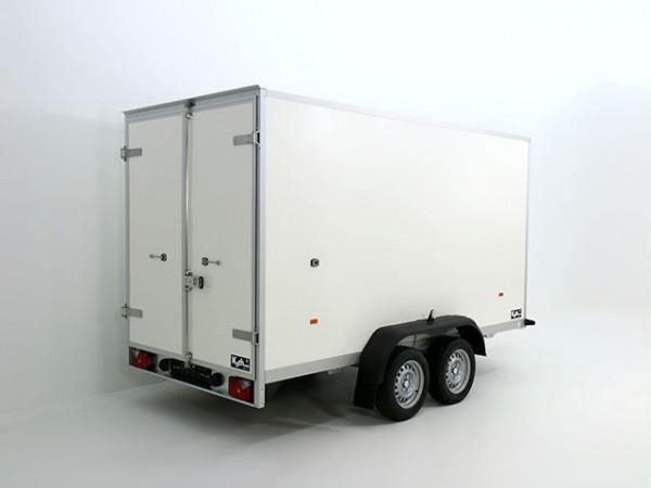 Kofferanhänger UK 175x366cm Höhe:194cm 2,6t Doppeltür