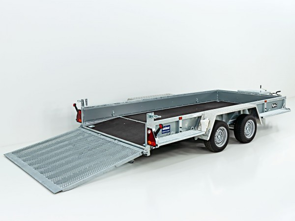 Maxi Load 180x400 3,5t Rampe Beavertail