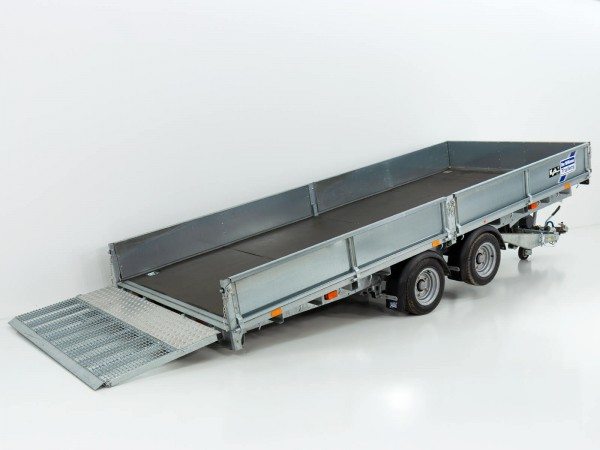 Hochlader kippbar 192x487cm 3,5t|Typ:CT166|Ifor Williams