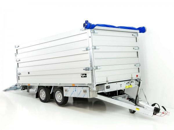 Multi-Heckkipper TT35-35 3,5t 192x352x140cm Tandem Twintrailer