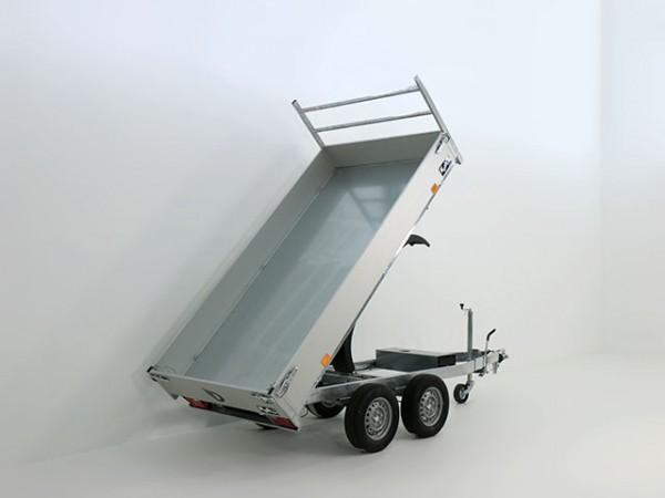 Heckkipper 155x305cm 2,0t mit E-Pumpe - Aktion