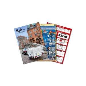 Prospekte / Kataloge