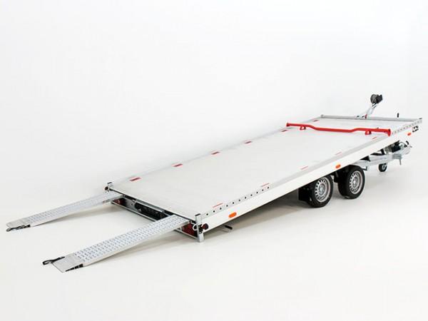 Autotrailer Jumbo Light 210x520cm 3,5t