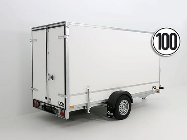 Kofferanhänger BK 146x357cm Höhe:180cm 1,3t