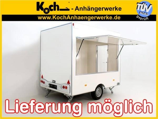 Verkaufsanhänger BK 200x250x230cm 1,3t