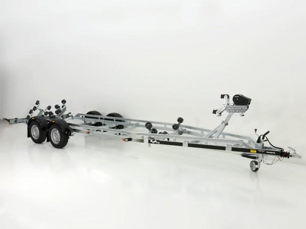 Bootstrailer PL250 für Boote bis 7,00m
