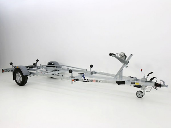 Bootstrailer ELP130 für Boote bis 6,1m