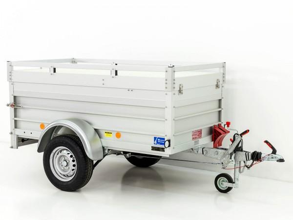 Deckelanhänger 105x205cm Höhe:65cm 1000kg Typ B1000 - Angebot