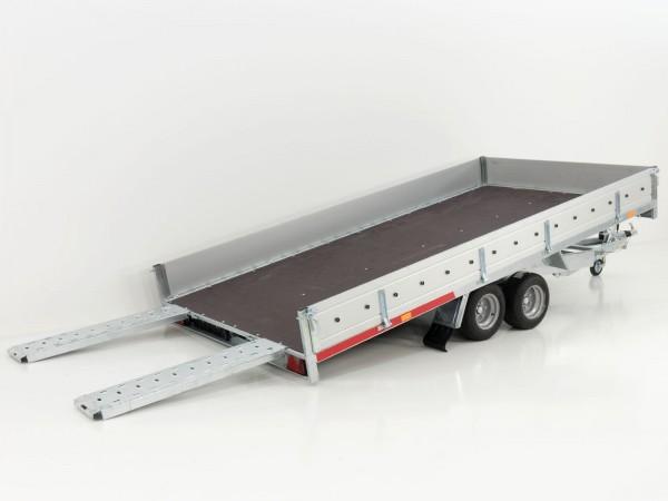 Hochlader 200x400cm 2,7t kippbar