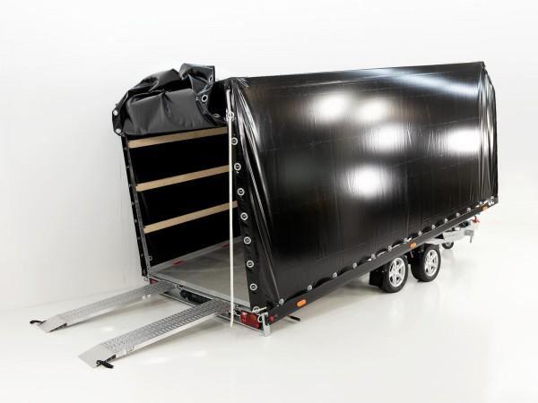 Autotrailer Cargo Race Master 210x515cm 3,5t mit E-Winde