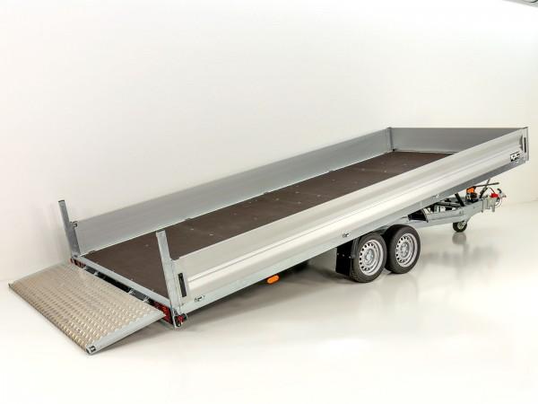 Hochlader 210x515cm 3,5t Ladefläche kippbar