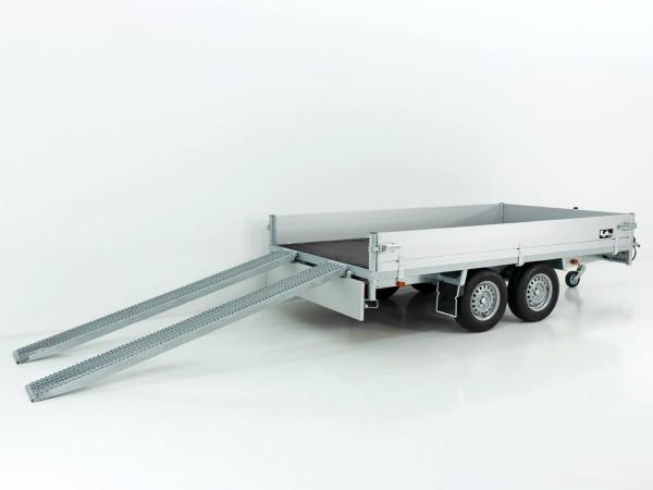 Hochlader AHL 178x325cm 2,5t|Rampen|Anssems