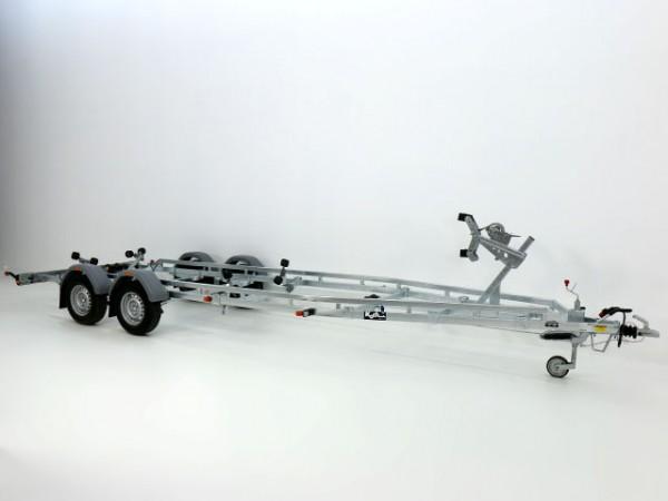 Bootstrailer EL250 für Boote bis 7,0m