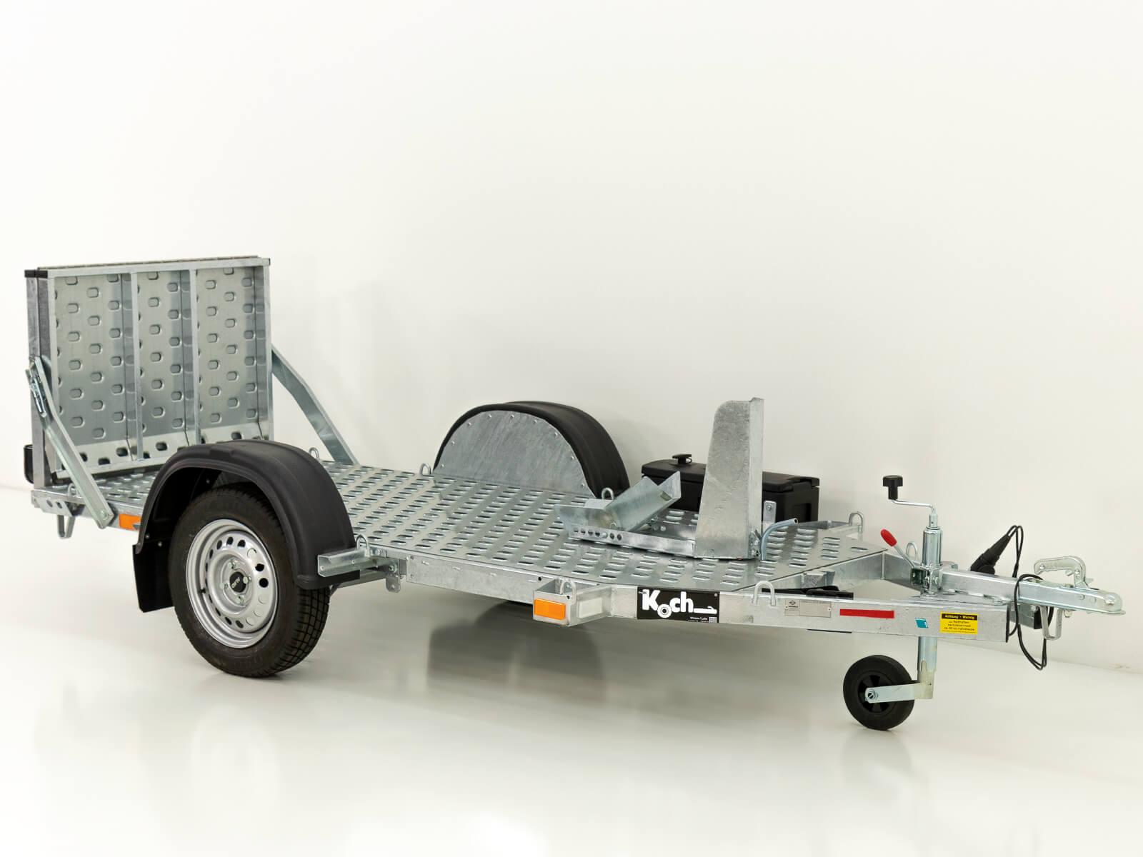 motovan 105x246cm 750kg inkl staubox motorrad anh nger. Black Bedroom Furniture Sets. Home Design Ideas