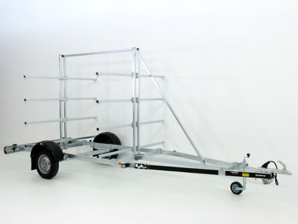Bootstrailer Kanu-/Kajak- Trailer 8er 750kg|Brenderup