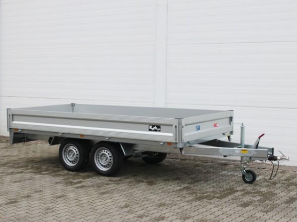 Hochlader 175x366cm 2,6t 14Zoll